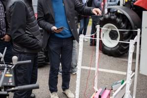 Landtechnik Wiedemayr - Osttirolmesse 2017