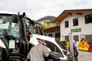 Landtechnik Wiedemayr - Valtra Showtage 2017