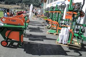 Landtechnik Wiedemayr - Hausmesse 2016