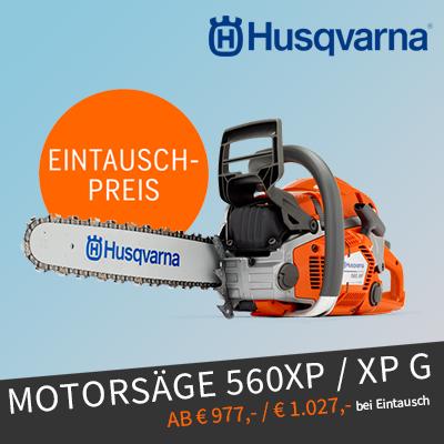 Husqvarna 560xp Eintauschpreis