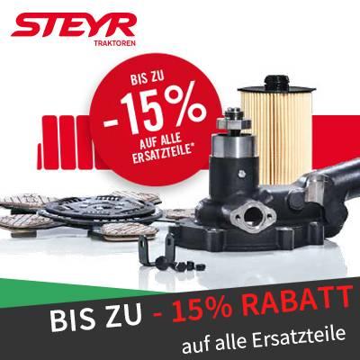 Steyr Ersatzteile November 2017