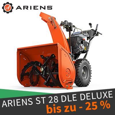 Ariens ST 28 DEL Sonderangebot