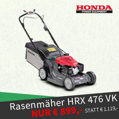 Honda Aktion HRX 476 VK