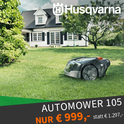 Husqvarna Angebot Automower 105