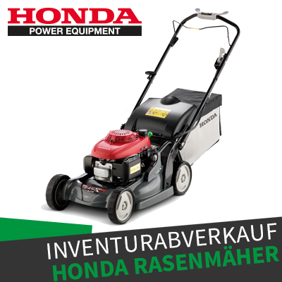 InvAbv Honda Rasenmäher