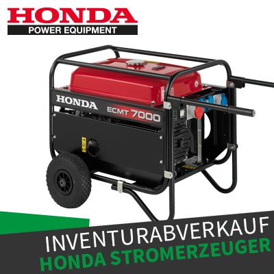 InvAbv Honda Stromerzeuger
