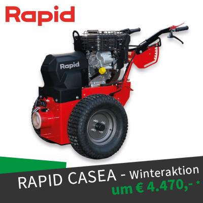 Rapid Casea Angebot Winteraktion