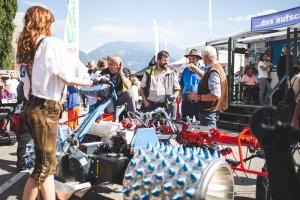 Landtechnik Wiedemayr - Osttirolmesse 2018
